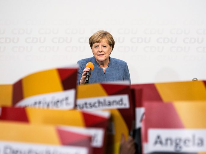 Njemacka,Angela Merkel