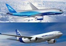 Boeing i Airbus