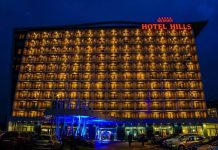 Kongresna dvorana hotel Hills