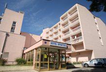 Hotel Hrvatska Baška voda