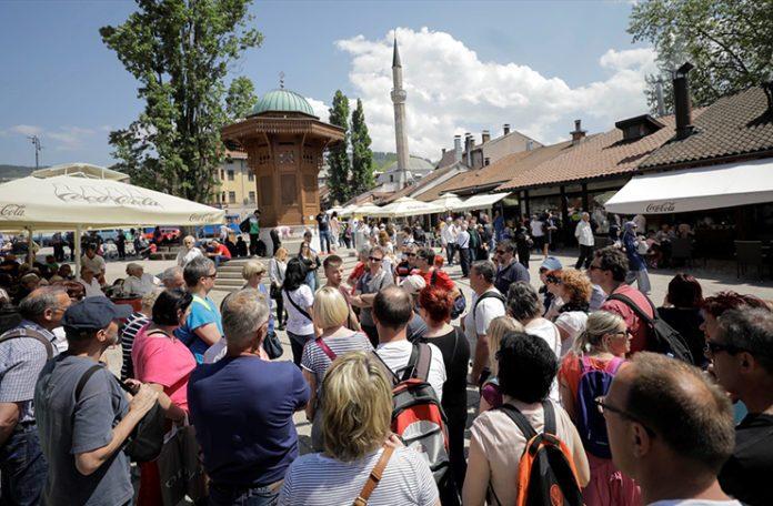 Sarajevo turisti