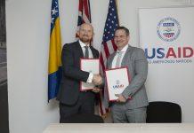 USAID Britanska ambasada energetski sektor