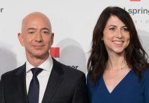 Jeff Bezos razvod