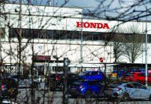Honda Velika Britanija