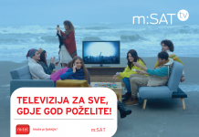 m:SAT TV