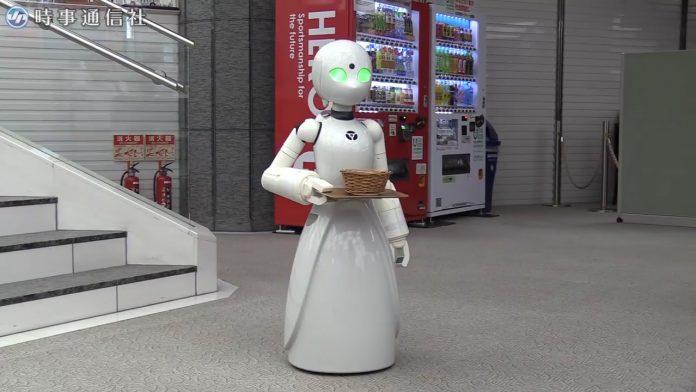 Robot konobar