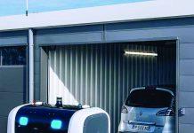 Robot za parking automobila