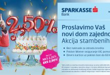 Krediti Sparkasse banka