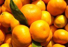 Mandarine iz Turske pesticidi