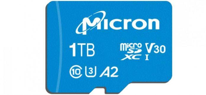 Najveća microSD kartica