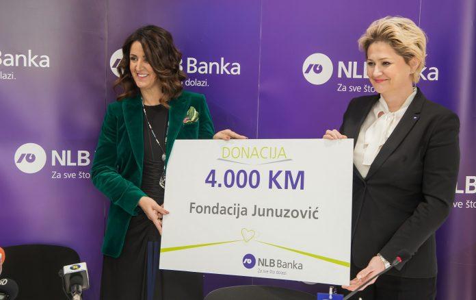 NLB banka Fondacija Junuzović