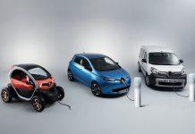 Renault električna vozila