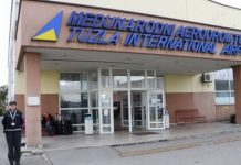 Terminal Aerodrom Tuzla