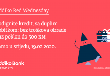 Addiko Red Wednesday