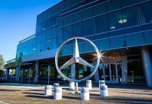 Hibridni automobil Mercedes