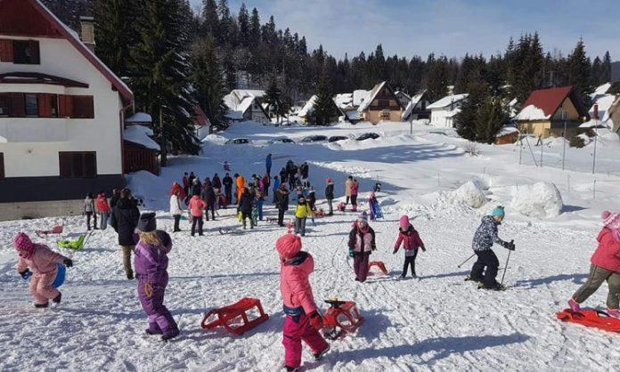 Skijanje Ponijeri