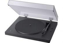 Sony gramofon