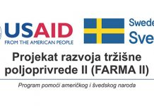 USAID/Sweden FARMA II
