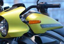 Električni Harley Davidson