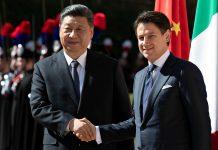 Kina Italija